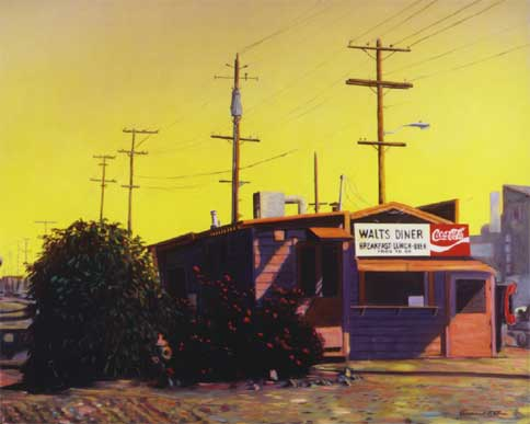 Walts Diner©1999 Richard L. Perri